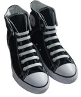 Black Converse Hightops from Famous Footwear