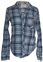 Abercrombie & Fitch Blue Buttonup