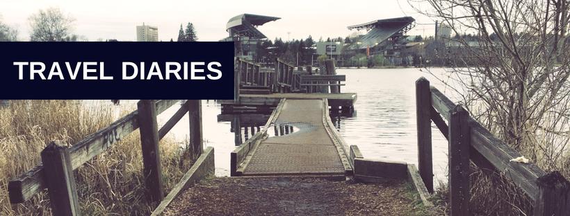 Travel Diaries Lake Washington Arboretum Waterfront Trail Header Image
